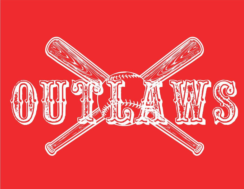 outlaws logo austin outlaws softball